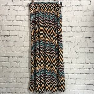 Joe B By Joe Benbasset Wideband Maxi Skirt